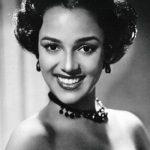 A atriz e cantora Dorothy Dandridge