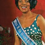 A primeira miss negra