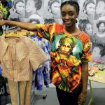 Moda afro em Paris