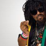 O ícone do hip hop Afrika Bambaataa