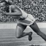 Jesse Owens, o mito negro do atletismo
