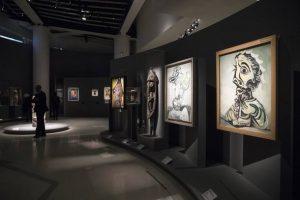 A exposição está aberta ao público até 23 de julho