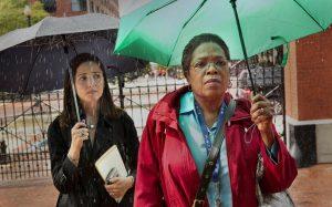 Rose Byrne e Oprah Winfrey no longa 'A Vida Imortal de Henrietta Lacks' HBO
