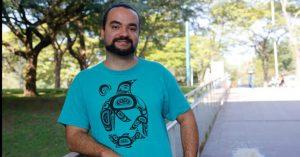 Pesquisador Marco Correa Varella – Foto: Cecília Bastos/USP Imagens