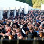 Festival de rock neonazista leva seis mil a cidade na Alemanha