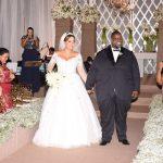 Péricles se casa com Lidiane Santos em Pernambuco