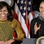 Michelle Obama acaba com rumores de crise no seu casamento