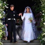 Primeira noiva negra da realeza ocidental inspira vestido de Meghan Markle