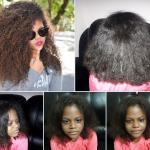Sem permissão da mãe, madrasta alisa os cabelos de menina negra e gera revolta nas redes
