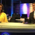 RedeTV! faz história ao escalar primeira dupla negra à frente de telejornal por: Redação Hypeness