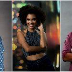 Globo reforça elenco negro e assina contrato de longo prazo com sete atores