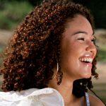 A cantora de samba Thaís Macedo
