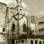 A capela da Santa Cruz das Almas Enforcadas