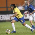 A vida da jogadora Marta