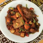 Aprenda a preparar um prato típico da África