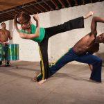 Capoeira nas Olimpiadas