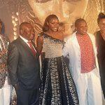 Estreia do filme sobre a Rainha de Angola