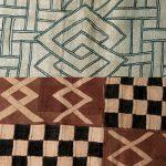 Exposição de tecidos africanos
