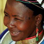 Mulheres Ndebele