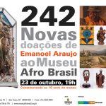NOVA EXPOSIÇÃO CELEBRA 10 ANOS DO MUSEU AFRO BRASIL