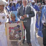 Santos católicos e entidades africanas