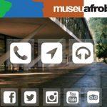 VENDAS ONLINE DE INGRESSOS PARA O MUSEU AFRO BRASIL