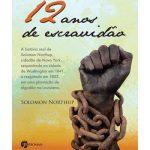 Livro 12 anos de escravidão