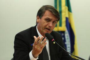 Após ter palestra suspensa pela Hebraica de SP, deputado Jair Bolsonaro (PSC-RJ) foi convidado pela seção do Rio