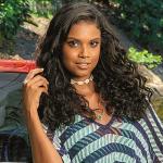 Aline Dias: 'Meu sonho sempre foi ser mãe'