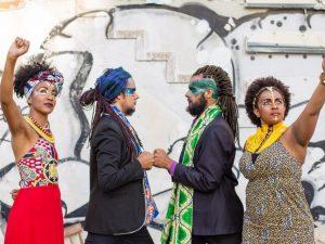A peça Macumba é uma das mais aguardadas na programação do Festival de Curitiba 2017 (Foto: Miriane Figueira)