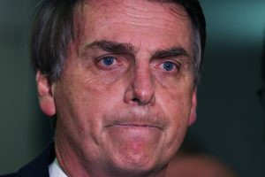 Jair Bolsonaro: enfim, um freio para os impropérios (Fábio Rodrigues Pozzebom/Agência Brasil)