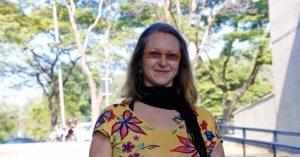 """Jaroslava Valentova: """"Quanto às características de personalidade, as mulheres heterossexuais se mostraram mais exigentes, seguidas por mulheres e homens homossexuais e, por último, homens heterossexuais"""" – Foto: Cecília Bastos/USP Imagens"""