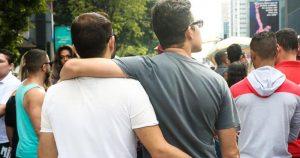 A 20ª edição da Parada do Orgulho LGBT de São Paulo . foto Cecília Bastos/Usp ImagemReg. 246-16