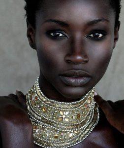 foto mulher preta linda