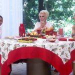 Taís Araújo recusa nhoque de abóbora no 'Mais você' e arranca gargalhadas de Ana Maria