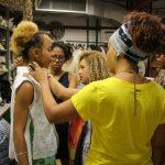 Atelier, um espaço de formação técnica,  estética, política e de afetividades!