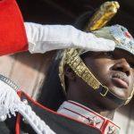 Brasileiro se torna primeiro negro da guarda de honra do presidente da Itália