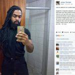 Advogado negro relata ter sido barrado em bar por estar 'parecendo segurança'