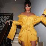 Rihanna é celebridade com maior influência sobre o mercado da moda em 2017, diz pesquisa