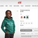 H&M cria cargo para diversidade após polêmica com anúncio considerado racista