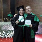 Após vencer machismo do marido e discriminação em sala, ex-faxineira se forma na Ufac aos 51 anos