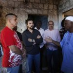 Líderes de diferentes religiões prestam solidariedade a terreiro depredado