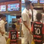 Segurança que impediu menino negro de comer em shopping é afastado e MP abre inquérito