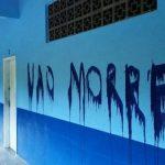 escola quilombola no Rio de Janeiro sofre ataque