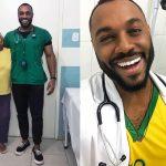 Consultada por médico negro pela 1ª vez, idosa se supreende e viraliza