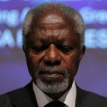 Morre Kofi Annan, ex-secretário-geral da ONU e ganhador do Nobel da Paz
