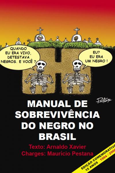 capa - manual de sobrevivencia do negro no brasil